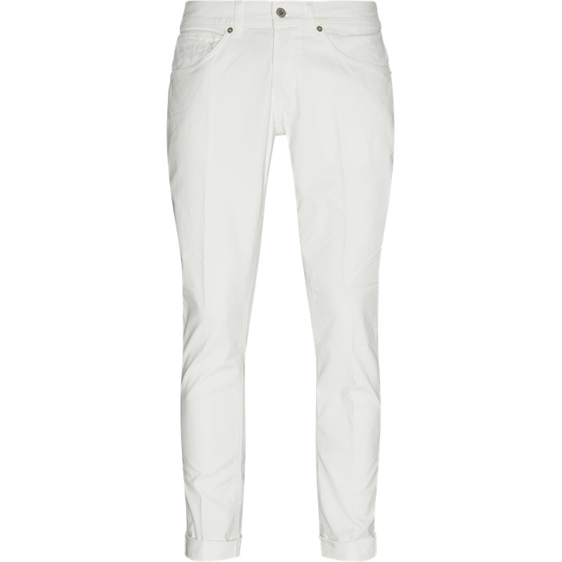 Image of   Dondup Regular fit UP232 RS0035 PT4 Jeans Off White
